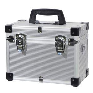 エツミ カメラバッグ ハードケース EボックスSS 8.3L VE-9037