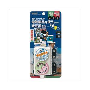 YAZAWA 海外旅行用変圧器130V240V1000 HTD130240V1000W
