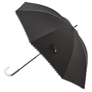 遮光&遮熱UVパラソル(ブラック)