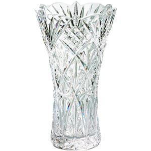 グラスワークスナルミ フローラ 20cm花瓶 C7064618 C8056099