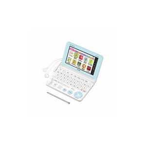 CASIO 電子辞書 「エクスワード」(小学生向けモデル、100コンテンツ収録) ホワイト XD-SK2800WE