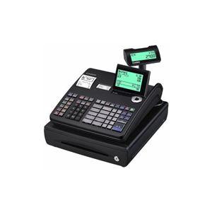 CASIO 電子レジスター (ブラック) TE-2700-20SBK