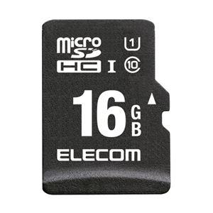 エレコム microSDHCカード/車載用/MLC/UHS-I/16GB MF-CAMR016GU11A