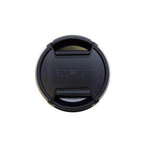 (まとめ) 富士フイルム 77mm用レンズキャップ FLCP-77 【×5セット】
