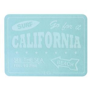 ノルコーポレーション trico珪藻土バスマットサーフ CALIFORNIA CTZ0803