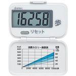 (まとめ) DRETEC ウォーキングパートナー ホワイト H-233WT 【×5セット】