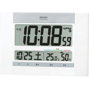 セイコー 電波デジタル掛置兼用時計 C8059055
