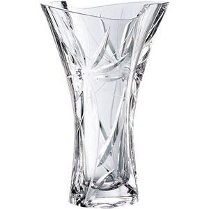 グラスワークスナルミ ガイア 25cm花瓶 C8056114