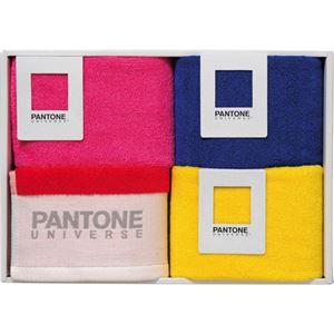 (まとめ) パントン ブライト パントン ウォッシュタオル4P C8099037 【×2セット】