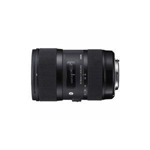 SIGMA 交換レンズ AF18-35/1.8DCHSM-SG