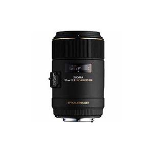 SIGMA 交換レンズ 105mm F2.8 EX DG OS HSM MACRO (キヤノンEFマウント) AF105/2.8MEDOH-CA