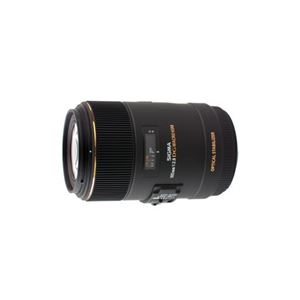 SIGMA 交換用レンズ MACRO 105mm F2.8 EX DG OS HSM(ニコン用) AF105/2.8MEDOH-NI