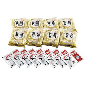 (まとめ)長崎ちゃんぽん詰合せ8食【×2セット】
