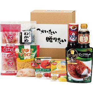 (まとめ)便利食品ギフトWセットB2091619 B3090120【×2セット】