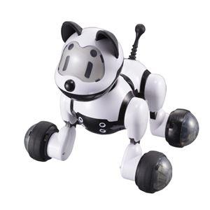 キヨラカ ロボット犬 歌って踊ってわんわん RI-W01