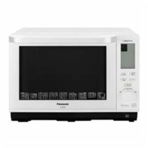 Panasonic スチームオーブンレンジ 「Bistro(ビストロ)」 26L ホワイト NE-BS605-W
