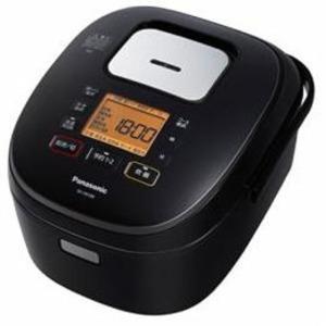 Panasonic IH炊飯器 5.5合炊き ブラック SR-HB108-K