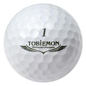6個セット TOBIEMON 超高性能3ピース PREMIUM-3 プレミアムホワイト ダース T-B3DWX6