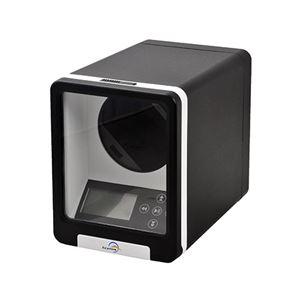 エスプリマ 角型ワインディングマシーン ブラック/ホワイト ES11302BK