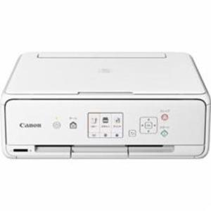 CANON インクジェットプリンター PIXUS(ピクサス) TSシリーズ 3.0型液晶 ホワイト PIXUSTS5030SWH