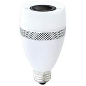 アイリスオーヤマ スピーカー機能付調光器非対応LED電球 「エコハイルクス」(全光束485lm/電球色相当・口金E26) LDF11L-G-4S