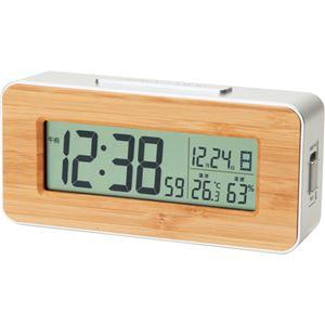 竹の電波時計 C9059525