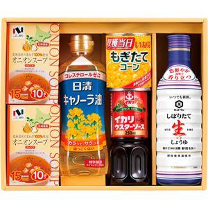 (まとめ)オニオンスープ&調味料セット B4093626【×2セット】
