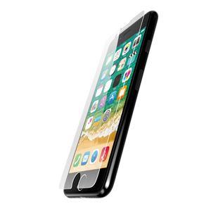(まとめ)エレコム iPhone8Plus/フィルム/ガラスコート PM-A17LFLGLP【×2セット】