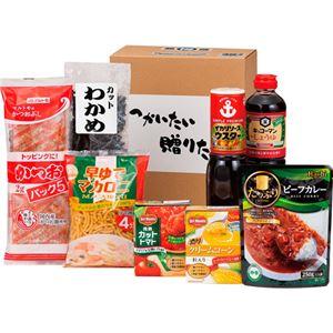 (まとめ)便利食品ギフトWセット B4090614【×2セット】
