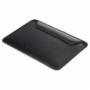 (まとめ)BUFFALO バッファロー iPad Pro専用ヘアライン調スリーブケース ブラック BSIPD15LCLSLBK【×2セット】