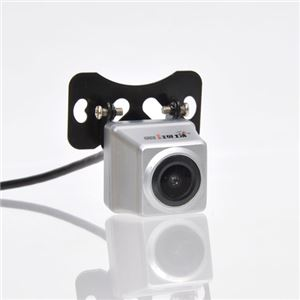 (まとめ)サンコー ミラー型360度全方位ドライブレコーダー用死角なしバックカメラ REARCAM3【×2セット】