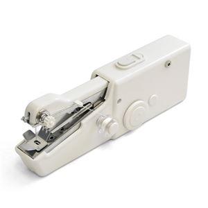 (まとめ)ベルソス 電動ハンディミシン ホワイト VS-H010【×2セット】