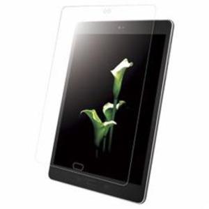 (まとめ)BUFFALO バッファロー BSTPZ500KLFT ZenPad 3S 10 LTE Z500KL専用 指紋防止 液晶保護フィルム スムースタッチタイプ【×2セット】