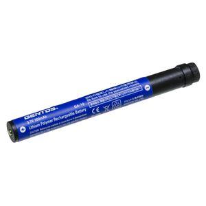 (まとめ)GENTOS GF-015RG用専用充電池 GA-10【×2セット】