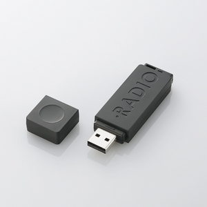 Logitec(ロジテック) USB対応 FM/AMラジオチューナー LRT-FMAM100U