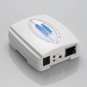 Logitec(ロジテック) 10/100Mbps USB2.0プリントサーバ LAN-PS-U2