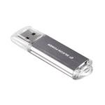 SILICON POWER(シリコンパワー) USBフラッシュメモリ Ultima II I-Series 16GB SP016GBUF2M01V1S シルバー