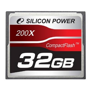 SILICON POWER(シリコンパワー) コンパクトフラッシュ 200倍速 16GB