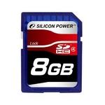SILICON POWER(シリコンパワー) SDカード SDHC Class4 8GB