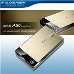 SiliconPower ポータブルハードディスク 320GB SP320GBPHDA50S2G