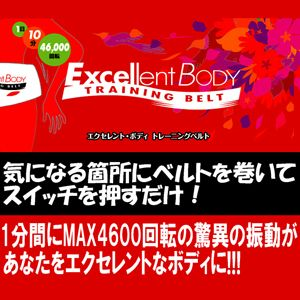 エクセレントボディ・トレーニングベルト