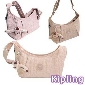 Kipling(キプリング) ショルダーバッグ K13691 008 CARAMEL CREAM