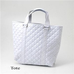 MARC by MARC JACOBS キルティング バッグ Tote/カラー:ホワイト