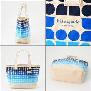 Kate Spade(ケイトスペード) トートバッグ Small Coal PXRU0295 Blue