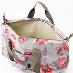 Cath Kidston ボストンバッグ LUGGAGE BAG 230285 Autumn Flowers Stone