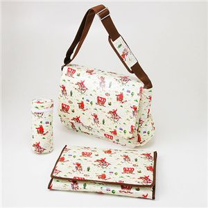 NAPPYBAG 219501 Rose Grey 172738 Mini Cowboy Natural White  Cath Kidston(キャスキッドソン)