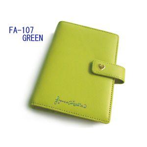 Franca Angelis(フランカアンジェリス) システム手帳 FA-107 GREEN