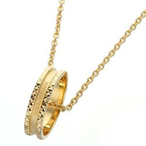 DOLCE&GABBANA(ドルチェ&ガッバーナ) ネックレス リング Gold WAC507 W0001 ZOO00