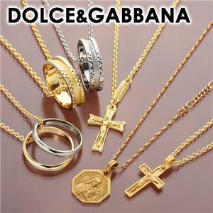 DOLCE&GABBANA(ドルチェ&ガッバーナ) ネックレス リング Silver WAC510 W0001 84655