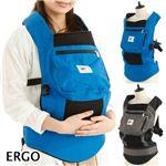 ERGObaby(エルゴベビー) ベビーキャリア パフォーマンス BCP02500・Charcoal×Black